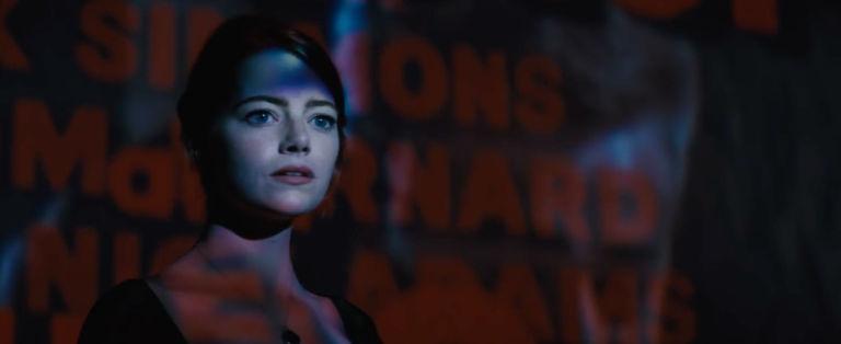 """Emma entrando en el estreno de La La Land y diciendo """"Olvidaos de Trump, bailad"""""""